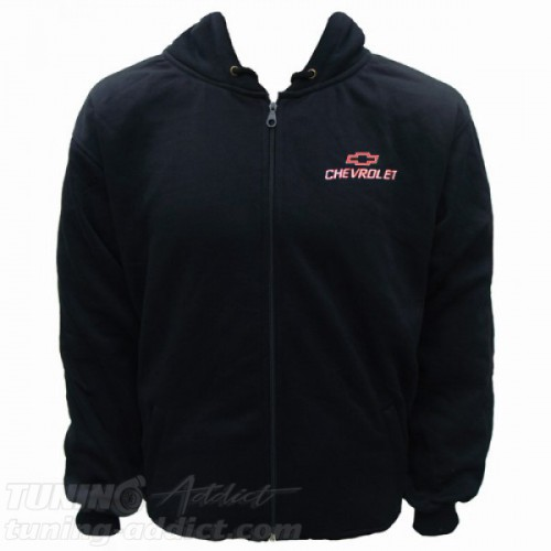 HOODIE CHEVROLET RACING SWEAT CAPUCHE