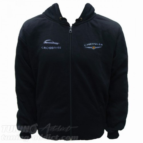 HOODIE CHRYSLER CROSSFIRE SWEAT CAPUCHE
