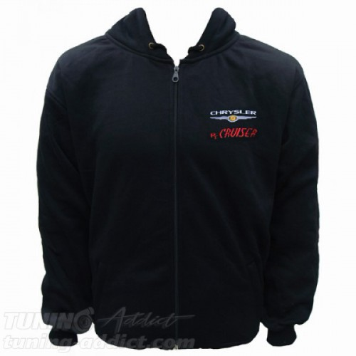 HOODIE CHRYSLER PT CRUISER SWEAT CAPUCHE