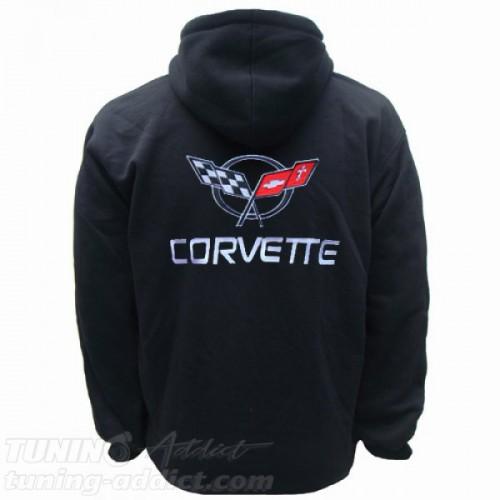 HOODIE CORVETTE C5 SWEAT CAPUCHE