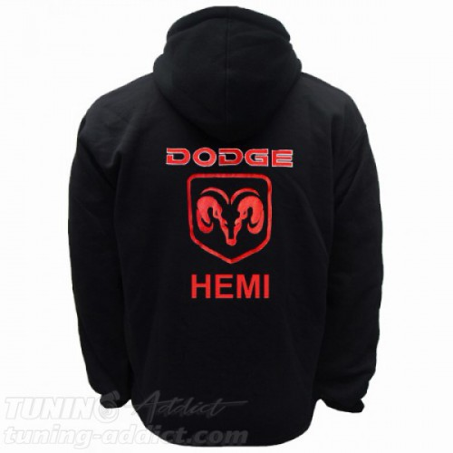 HOODIE DODGE HEMI SWEAT CAPUCHE
