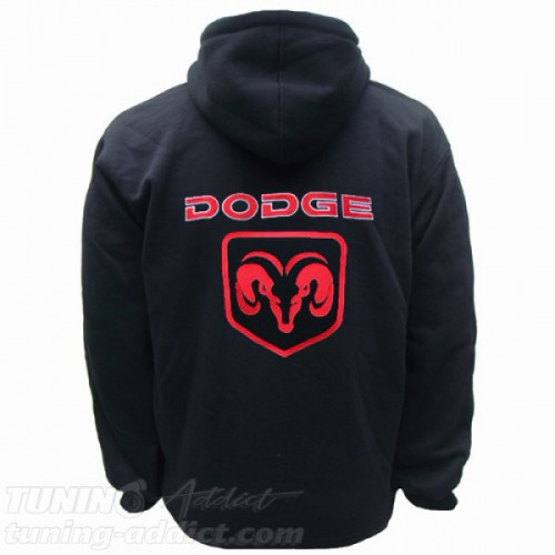 HOODIE DODGE SWEAT CAPUCHE