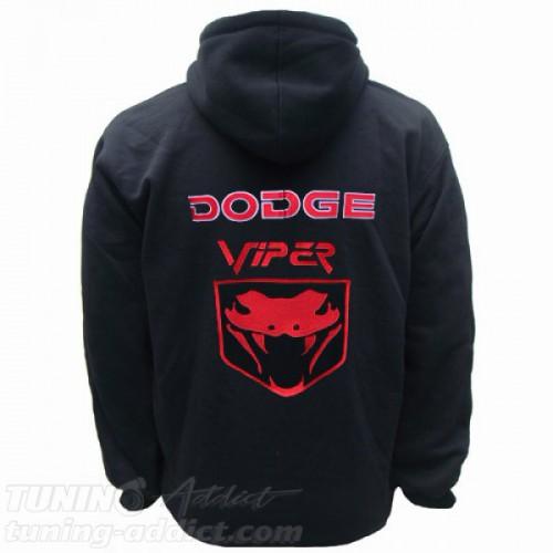 HOODIE DODGE VIPER SWEAT CAPUCHE