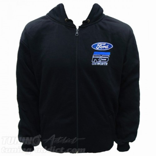HOODIE FORD COSWORTH SWEAT CAPUCHE
