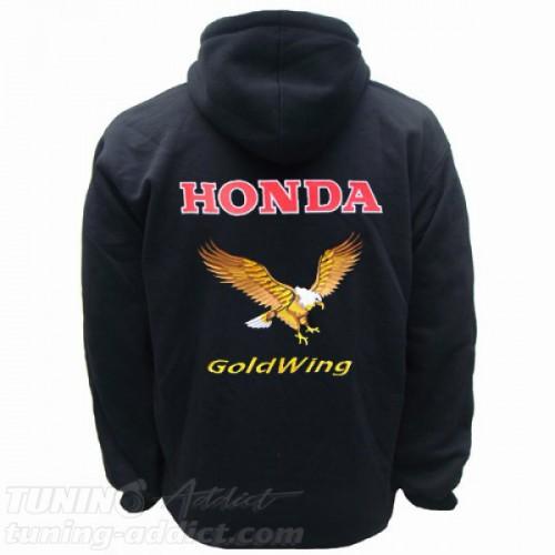 HOODIE HONDA GOLDWING SWEAT CAPUCHE