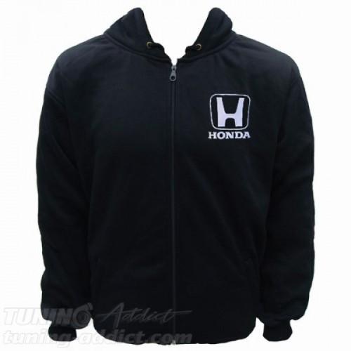 HOODIE HONDA SWEAT CAPUCHE
