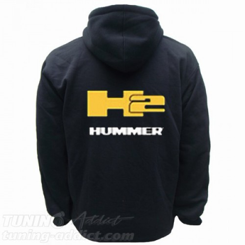 HOODIE HUMMER H2 SWEAT CAPUCHE