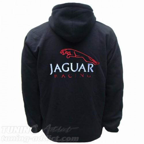 HOODIE JAGUAR SWEAT CAPUCHE