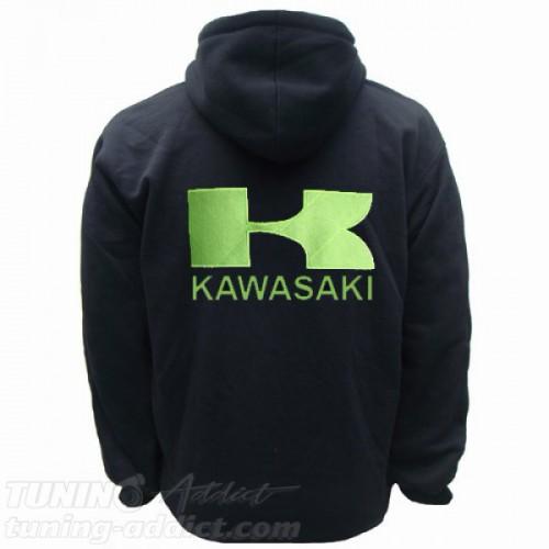 HOODIE KAWASAKI SWEAT CAPUCHE
