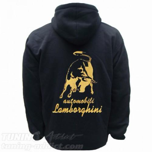 HOODIE LAMBORGHINI SWEAT CAPUCHE