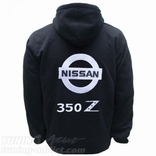 HOODIE NISSAN 350Z SWEAT CAPUCHE