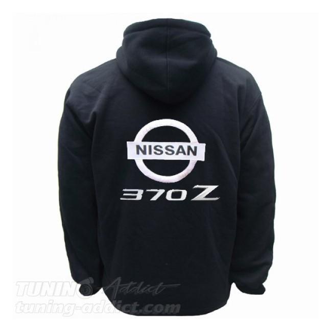 HOODIE NISSAN 370Z SWEAT CAPUCHE