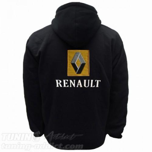HOODIE RENAULT SWEAT CAPUCHE