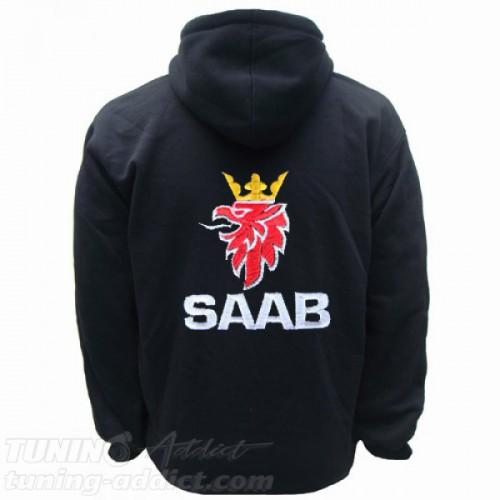 HOODIE SAAB SWEAT CAPUCHE