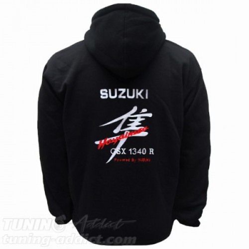 HOODIE SUZUKI HAYABUSA 1340 SWEAT CAPUCHE