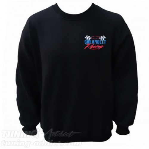 PULL CHEVROLET RACING SWEAT SHIRT