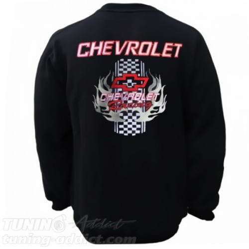 PULL CHEVROLET SWEAT SHIRT