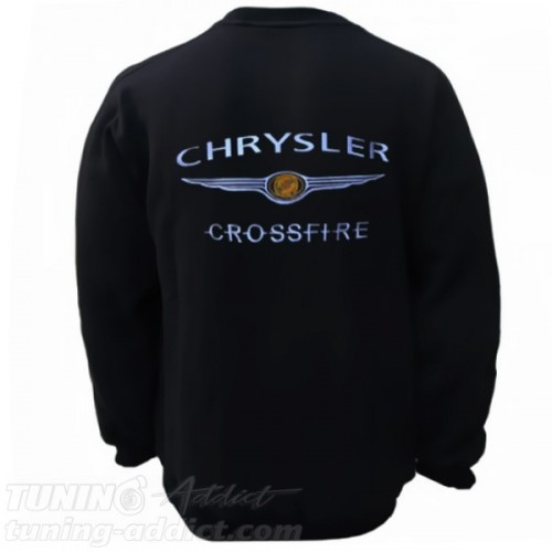 PULL CHRYSLER CROSSFIRE SWEAT SHIRT