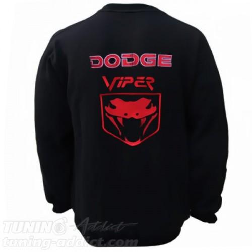 PULL DODGE VIPER SWEAT SHIRT
