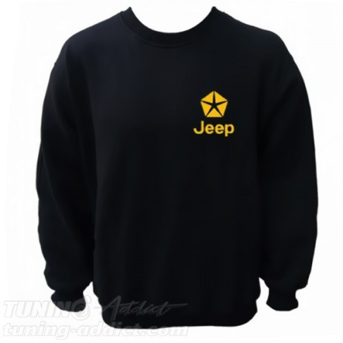 PULL JEEP SWEAT SHIRT