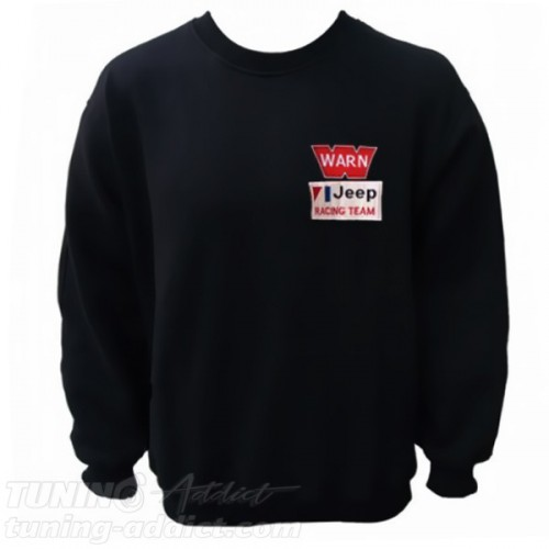 PULL JEEP WARN SWEAT SHIRT