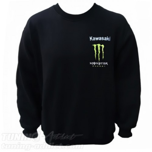 PULL KAWASAKI MONSTER SWEAT SHIRT