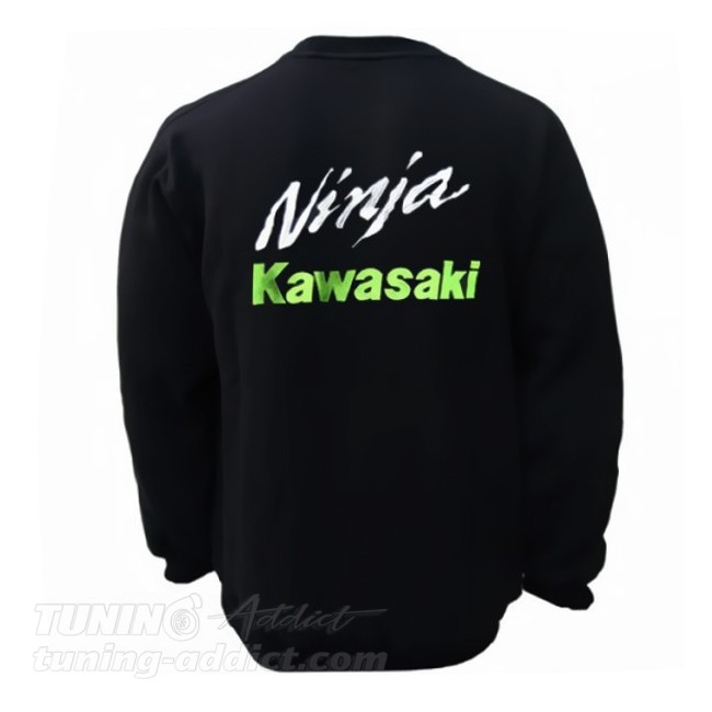 PULL KAWASAKI NINJA SWEAT SHIRT