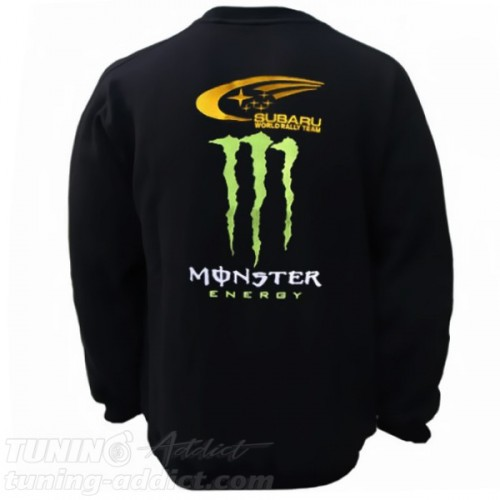 PULL SUBARU MONSTER SWEAT SHIRT