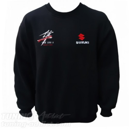 PULL SUZUKI HAYABUSA SWEAT SHIRT