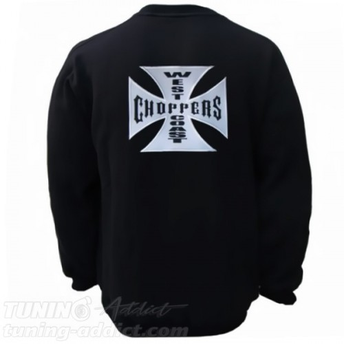 PULL WEST COAST CHOPPERS SWEAT SHIRT