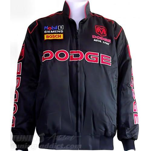 BLOUSON DODGE RAM CHARGER CHALLENGER RACING TEAM