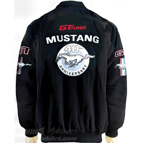 BLOUSON FORD MUSTANG 40TH