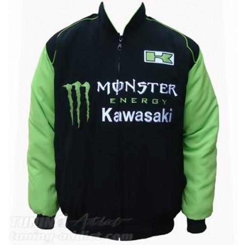 BLOUSON KAWASAKI MONSTER ENERGY