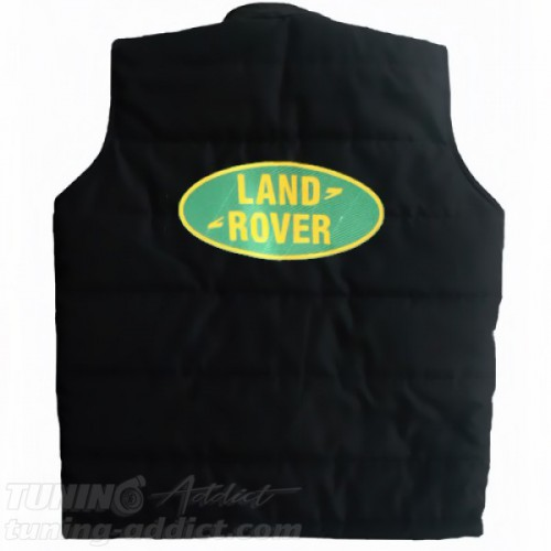 BLOUSON LAND ROVER SANS-MANCHES