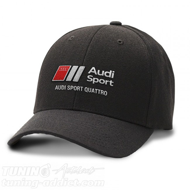 sale usa online new images of fashion styles CASQUETTE AUDI SPORT QUATTRO