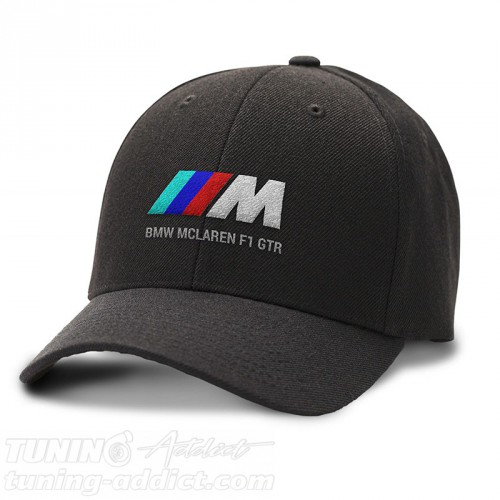 CASQUETTE BMW MCLAREN F1 GTR