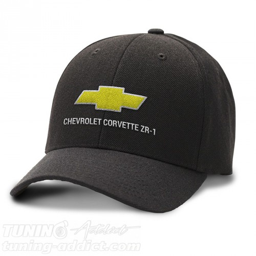 CASQUETTE CHEVROLET CORVETTE ZR-1