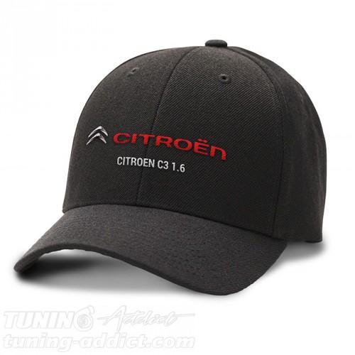 CASQUETTE CITROEN C3 1