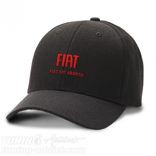 CASQUETTE FIAT 131 ABARTH