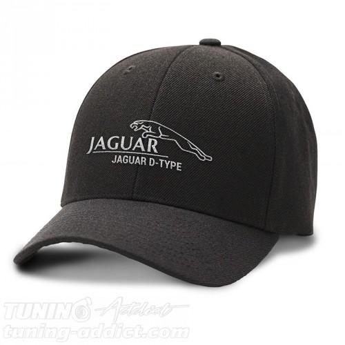CASQUETTE JAGUAR D-TYPE