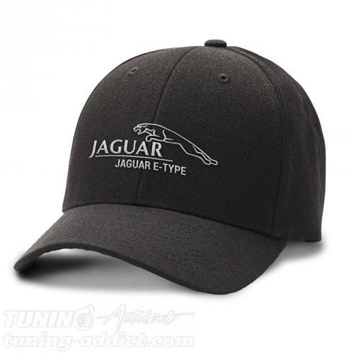 CASQUETTE JAGUAR E-TYPE