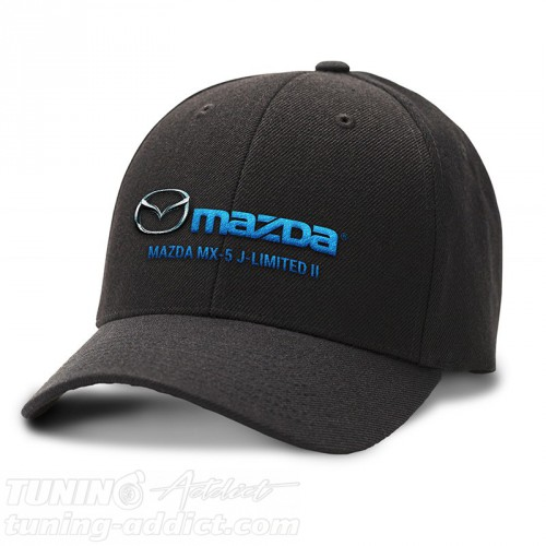 CASQUETTE MAZDA MX-5 J-LIMITED