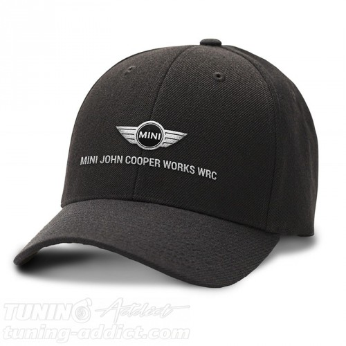 CASQUETTE MINI JOHN COOPER WORKS WRC