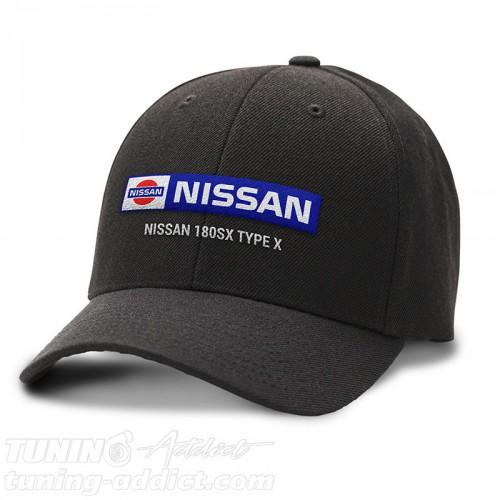 CASQUETTE NISSAN 180SX TYPE X