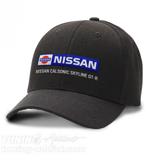 CASQUETTE NISSAN CALSONIC SKYLINE GT-R