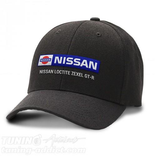 CASQUETTE NISSAN LOCTITE ZEXEL GT-R