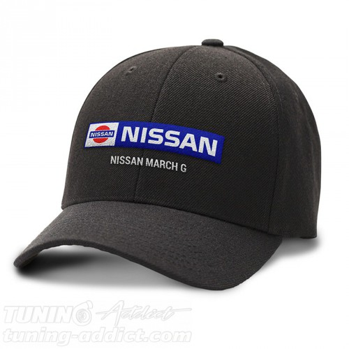 CASQUETTE NISSAN MARCH G