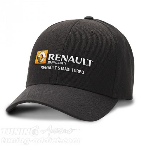 CASQUETTE RENAULT 5 MAXI TURBO