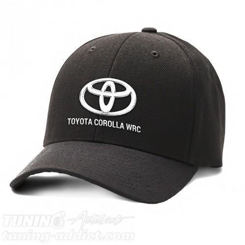 CASQUETTE TOYOTA COROLLA WRC
