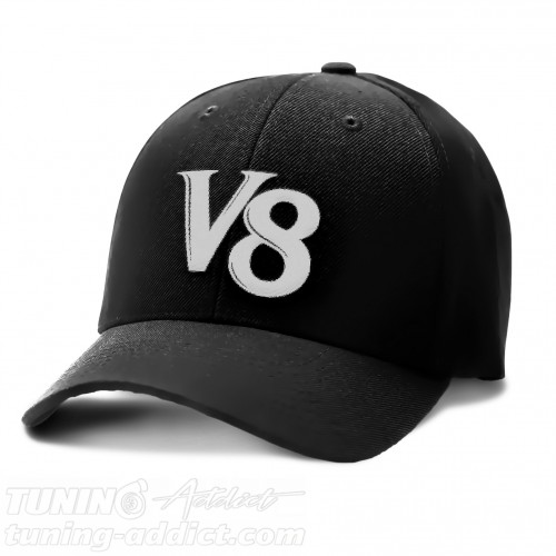 CASQUETTE V8 FORD MUSTANG